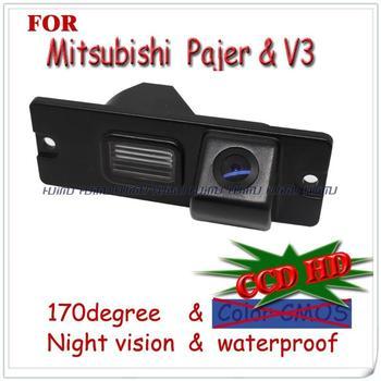 CCD Car Rear View camera  Reverse parking assist for Mitsubishi Mitsubish Pajero/Zinge/V3/V93/V5/L200/V97