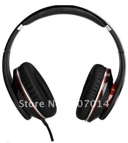 Promotiom +1pcs/ 2012 Best Selling New popular DJ headphones STUDIO Freeshipping with china post with retail package(China (Mainland))