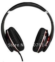 Promotiom +1pcs/ 2012 Best Selling New popular DJ headphones  STUDIO Freeshipping with china post  with retail package