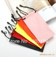 Free Shipping Fashion Waterproof Sunglasses Pouch Sunglass Pockets Glass holder Spectacle bag 50Pcs/Lot