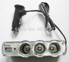 popular usb cigarette lighter adapter