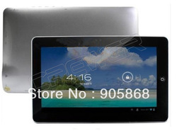 10.2&quot; Allwinner A10 1.2GHz Android 4.0 1GB 4GB 16GB GPS WIFI HDMI superpad vii flytouch 7 flytouch 8 tablet pc(China (Mainland))
