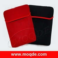 7 inch Tablet PC case ,laptop sleeve bag in black color free shipping