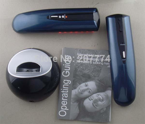 2014 New Restoration Comb Kit Hair Care Treatment Hairmax Laser Hair comb massage brush comb 110v,220v  Free shipping