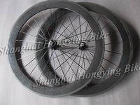 carbon 60mm clincher profile wheel,carbon race bike wheels 700C