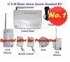 Free shipping + 99 Wireless zones and 5 wired zones GSM home alarm system ( 900/1800/1900MHz)Model:IP-602