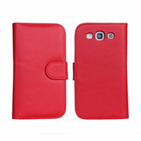 Book Wallet Leather Case For Samsung Galaxy S3 i9300