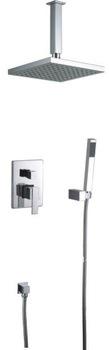 30% off Freeshipping Italian ceiling mount Bathroom Rain shower set