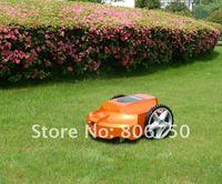 200m Virtual Wire&200 Pegs/Intelligent Auto Mower(Automatic mower, Lawn mower, Grass cutter)+Li-ion Battery +Free Shipping