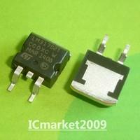 10 PCS LM317D2T TO-263 LM317 3-Terminal Adjustable Regulator