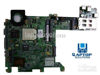 Free Shipping For HP TX1000 TX2000 System Board 441097-001 Laptop Motherboard