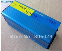 Wholesale Price 3000W Inverter 24V to 220V+Off Grid DC to AC PV Inverter+Pure Sinewave Inverters+Full power Free Shipping