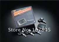 HK Freeshipping ORANGE TPMS high quality tire pressure monitoring system TaiWan Origin Wholesale&retail(NC-P409S)