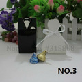 50pairs/lot wedding decoration Tuxedo and Gown Favor Box  /Wedding candy boxes/Wedding gift box