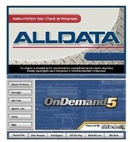 Software alldata v10.40+mitchell+vivid+data software 5 into1 500GB HDD--Lowest price