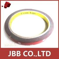 Auto Acrylic Foam 3M Double Sided Tape 10mm 1cm Width 3meters Length Lot Wholesale New