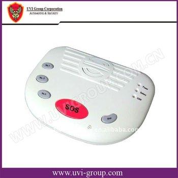 DHL Free Shipping! GSM Elderly Guardian System, Emergency help, medical alarm system GSM-B10