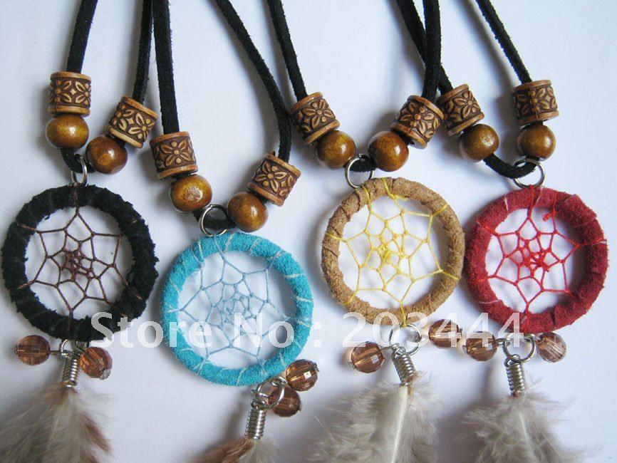Dream Catcher Necklace...