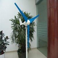 200W AC output  12v/24v/50hz wind turbine
