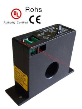 100% Refund/100A 150A 200A Current Transducer Transformer 0-5V DC output (solid core) /UL&cUL,CE&Rohs