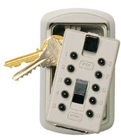 Free Shipping Push Button Key safe 24PCS/CTN(not contain the leather sheath)
