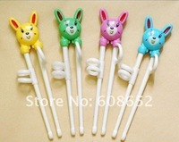 Factory Wholesale - children learn to eat chopsticks - Puzzle - chopsticks children's intellectual development - Toys Chopsticks