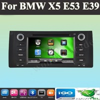 "7"" Car DVD Player with GPS navigation  for BMW X5   E53 (1999 - 2006)"