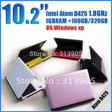 wholesale intel atom netbook