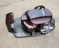 100m Virtual Wire/New products-Robot Auto Brush Cutter (Automatic mower, Lawn mower, Grass cutter)+CE&ROHS+Free Shipping