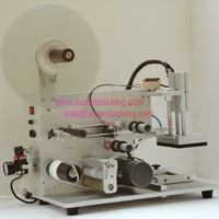 labelling machine plane for small factory