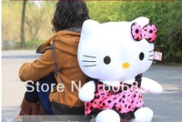 "FREE EMS @@New xmas gift doll hello kitty plush toy 50cm or 20"" stuffed animal toy FREE EMS SHIP 1PCS"
