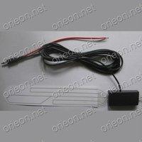 Free shipping 1pc/lot Brand New Dropshipping Car Analog TV Antenna for Car DVD/TV (TA003B)