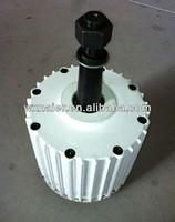 1000w 48v rare earth low rpm permanent magnet alternator generator