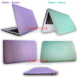 Retail Matte Air Case For Macbook Anti Glare Cover For Apple Mac book Air 11 13 Notebook Shell FREE SHIPPING(China (Mainland))