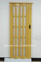 postage free ,PVC folding door L10-005PS,Casual door,plastic door,accordion doors,H205cm*W86cm