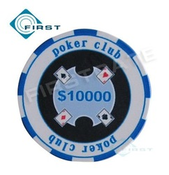 China Poker Manufacturer ! Cheap Price Wholesale Poker Chips Free Custom Logo(China (Mainland))
