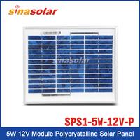 Special Price 5W 12V Module Polycrystalline Solar Panel