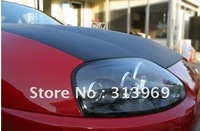 air free bubbles with air drain backside 3D Carbon Fiber Vinyl car stickers Decals 1.52*30m/roll  free shipping Christmas promo
