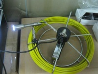 Pipe Camera 60 Meters cable wheel with 23mm Camera.with meter counter and control box