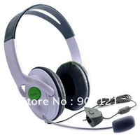 Sale Promotion! For Xbox360 Headset Headphone New Generic Headset With Microphone Specially Designed
