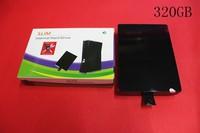 Original 320GB Hard drive,for xbox 360 harddisk Drive HDD for Xbox 360 Slim /for xbox360 slim hard disk