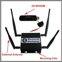 Bluetooth Proximity Marketing Tools (Pro+ 3G/GPRS)