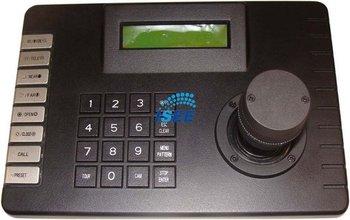 Free Shipping Green Screen PTZ Controller with 3D(Pan/Tilt,Zoom)Joystick
