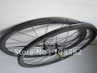 700c carbon bicycle wheels 38mm tubular