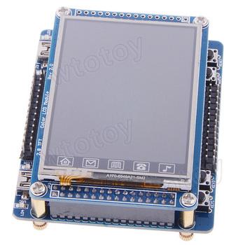 STM32 HY-MINI STM32V Development Board STM32F103VET6 With 2.8' LCD 19193