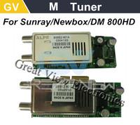 1PC Free POST Tuner REV M for DM800 DVB-S2 ALPS M Tuner 801A for DM800S 800 HD 800HD DM800HD  enigma2 Digital Satellite Receiver
