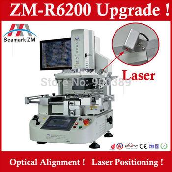 ZHUOMAO Optical Alignmnet modle ZM-R6200 BGA rework station, Repair laptop BGA machine