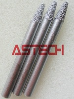 5 pcs 20 Angle 3D Diamond Tools, Carving Bits,Stone Engraving Tools,Router Bits Cutters, Lettering,Relief,Line on Marble Machine