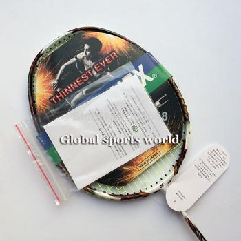 4 pecs/lot YY brand VT80  Badminton Racket