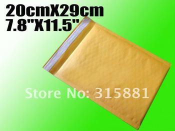 """Wholesale 7.8""""x11.5""""  20cmX29cm  bubble envelope padded envelopes paper envelope bubble mailer bag"""